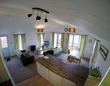 Large Luxury Detached Lodge 2