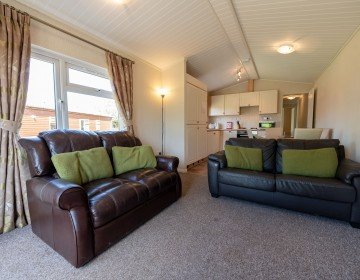 Semi Detached Lodge 5B