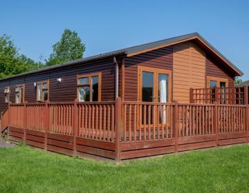 Semi Detached Lodge  6B