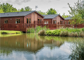 Lodges start from just £69,995