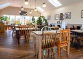 Village shop & Café/Bistro on site